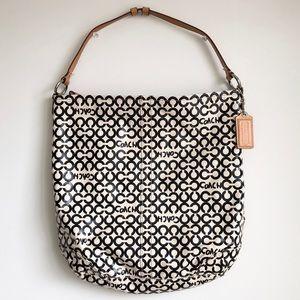 Authentic Leather Coach Cross Body Bag J0826-13341
